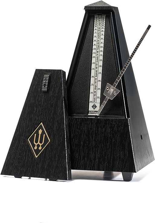 Wittner M/étronome Pyramidal Noir