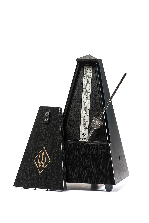 Wittner 845111KA Mahogany Grain Finish Metronome without Bell