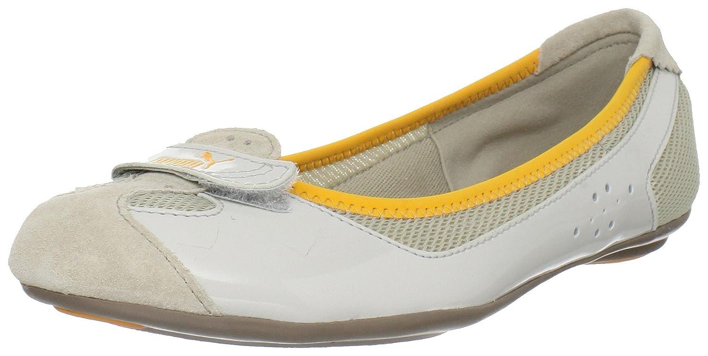 76e7617302 PUMA Women's Zandy Ballet Flat,Silver Birch,6 B US: Amazon.ca: Shoes &  Handbags