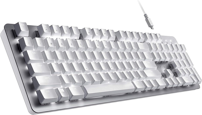 Razer Pro Type White LED Wireless Mechanical Keyboard