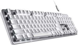 Razer Pro Type: Wireless Mechanical Productivity Keyboard - Razer Orange Mechanical Switches - Fully Programmable Keys - Bluetooth and Wireless Connectivity - Durable for Up to 80 Million Keystrokes