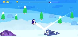 Bounce Penguin Masters by OneTap Mobile Game