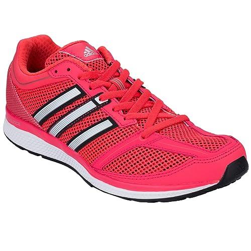 Adidas - Zapatillas de Material Sintético para Mujer, Color Blanco, Talla 38 EU