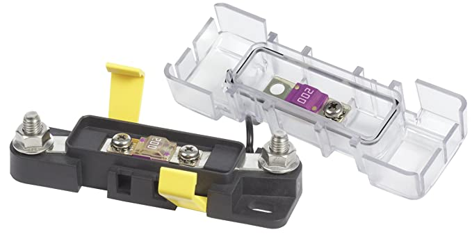 Blue Sea Systems AMI/MIDI Safety Fuse Block