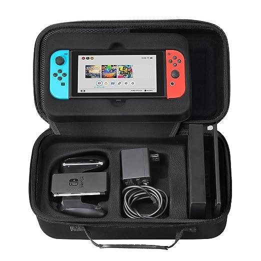 15 opinioni per Custodia Portacandela Nintendo, Custodia Rigida con Scaffale Portatile per