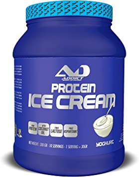 ADDICT SPORT NUTRITION AD - La proteína del helado - 300 g ...