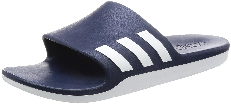 d4416ad46a8130 adidas Unisex Adults  Aqualette Cloudfoam Beach   Pool Shoes  Amazon.co.uk   Shoes   Bags