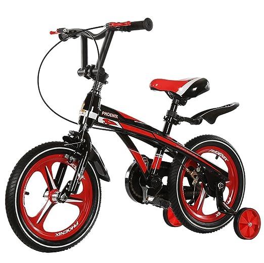 Great St. DGF Bicicletas para Niños 2-10 Años de Edad Hombres y ...