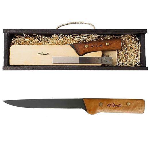 Roselli Astrid UHC RW758P - Cuchillo pelador (10 cm, con ...