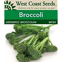 Broccolini Seeds - Aspabroc F1