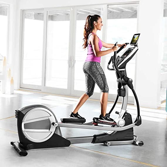 ProForm Smart Strider 8.0 Elliptical - Out-of-Box Easy Assembly Required