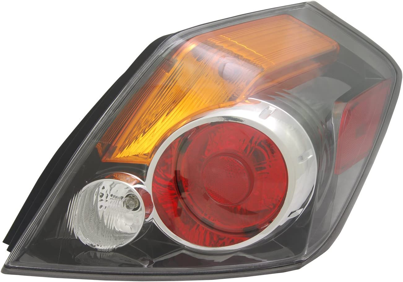 TYC 11-6394-00-9 Nissan Altima Left Replacement Tail Lamp
