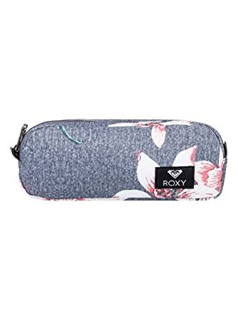 Roxy Da Rock Estuche Escolar, Mujer, Rosa/Gris (Charcoal Heather Flower Field), Talla Única: Amazon.es: Deportes y aire libre