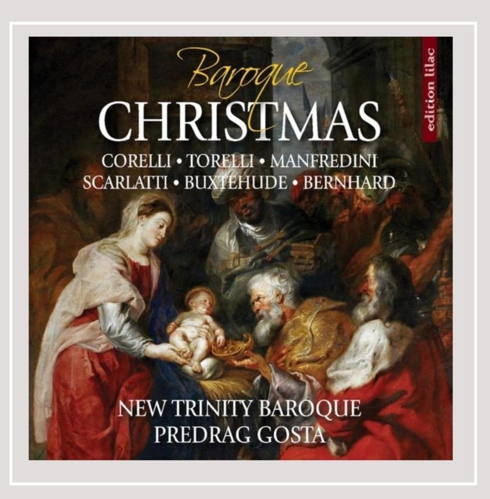 New Trinity Baroque & Predrag Gosta / Kathryn Mueller, Wanda Yang ...