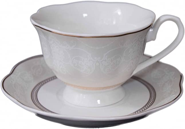ZELLERFELD KAFFEESERVICE SET für 6 Personen Kaffee Set
