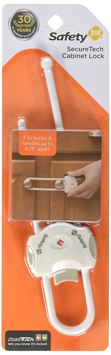 Safety 1st 6 Pack Side by Side Cabinet Lock