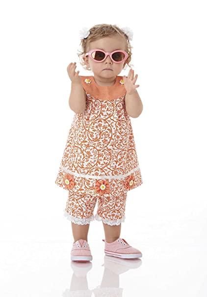 Amazon.com: Simplicity Creative Patterns New Look 6198 Babies Top, Shorts and Romper, A (NB-Small-Medium-Large): Arts, Crafts & Sewing