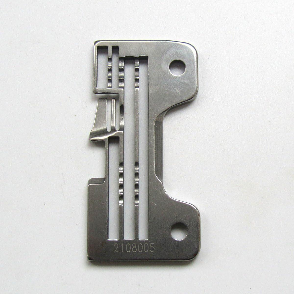 KUNPENG - Placa de aguja para YAMATO AZ-8003H-Y53 Overlock Machine # Y2108005 1piezas