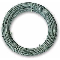 Chapuis CCG320 Cable revestido de PVC - Acero