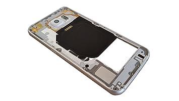 Samsung Galaxy S6 Carcasa Central G920 Marco Plata ...