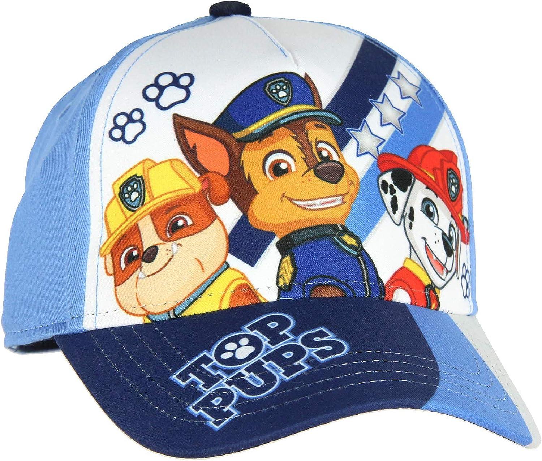 Nickelodeon Kids Paw Patrol 3D Pop Cap Baseball Blue One Size
