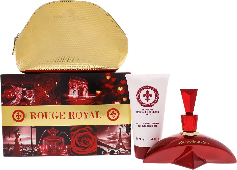 Princesa Marina de Bourbon Rojo Royal: Amazon.es: Belleza