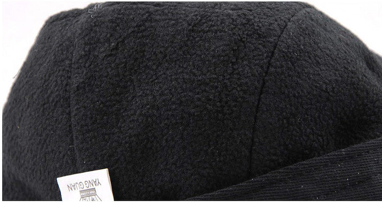 MEIZOKEN Women PU Winter Beret Cap Newsboy Hat Blank Faux Leather Bone Flat Peaked Lady Painter Gorras