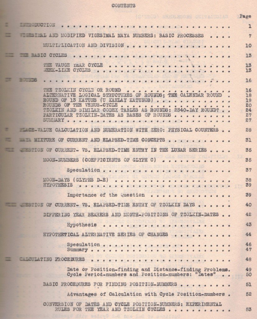Concepts and Structures of Maya Calendrical Arithmetics: Linton