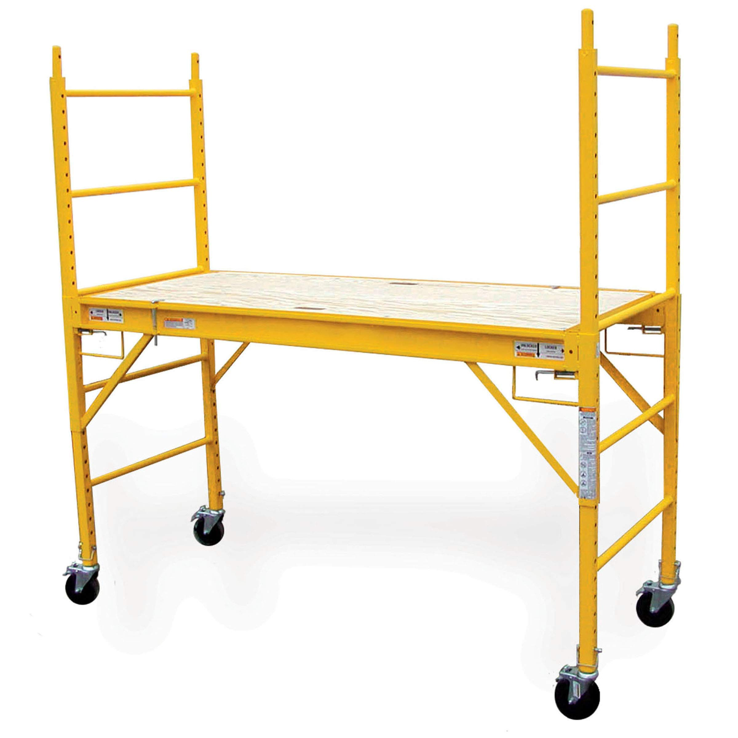 Pro-Series GSSI Multi Purpose Scaffolding, 6-Feet by Pro-series