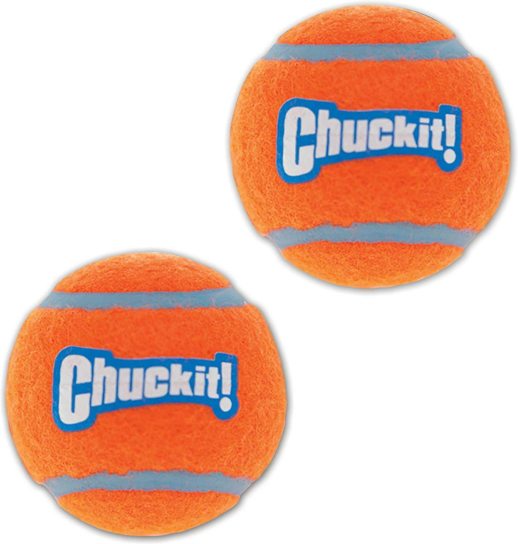 Chuckit! Tennis Ball Small 24pk (12 x 2pk)