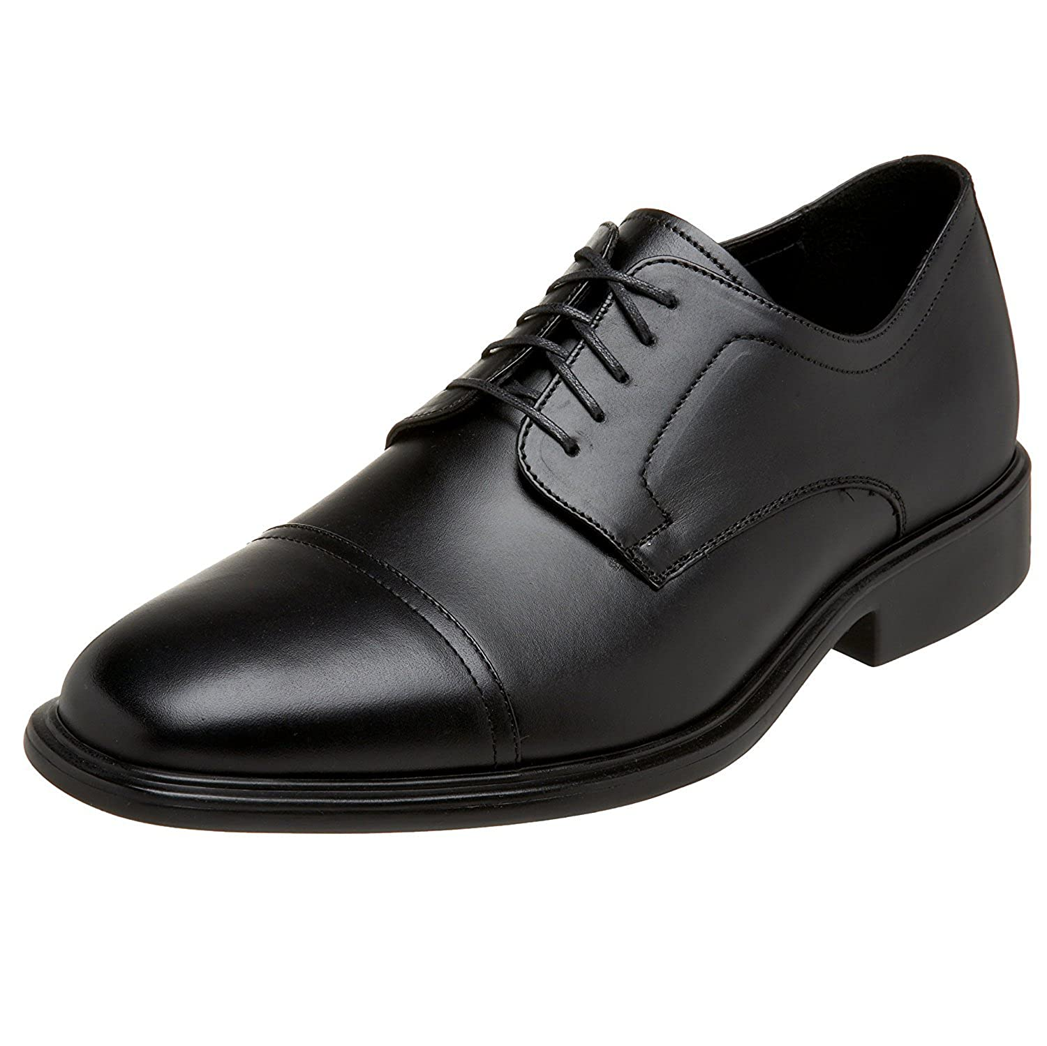 Neil M Men's Senator Cap-Toe Oxford Black8.5 3E US [並行輸入品] B075GGQM1K
