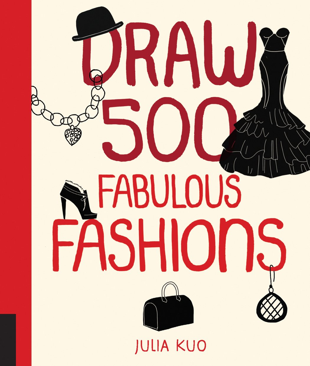 Draw 500 Fabulous Fashions Sketchbook product image