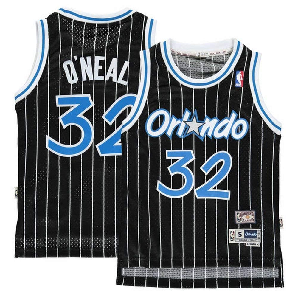 buy popular 5bd9b c96e3 Amazon.com : Outerstuff Orlando Magic Shaquille O'Neal Youth ...