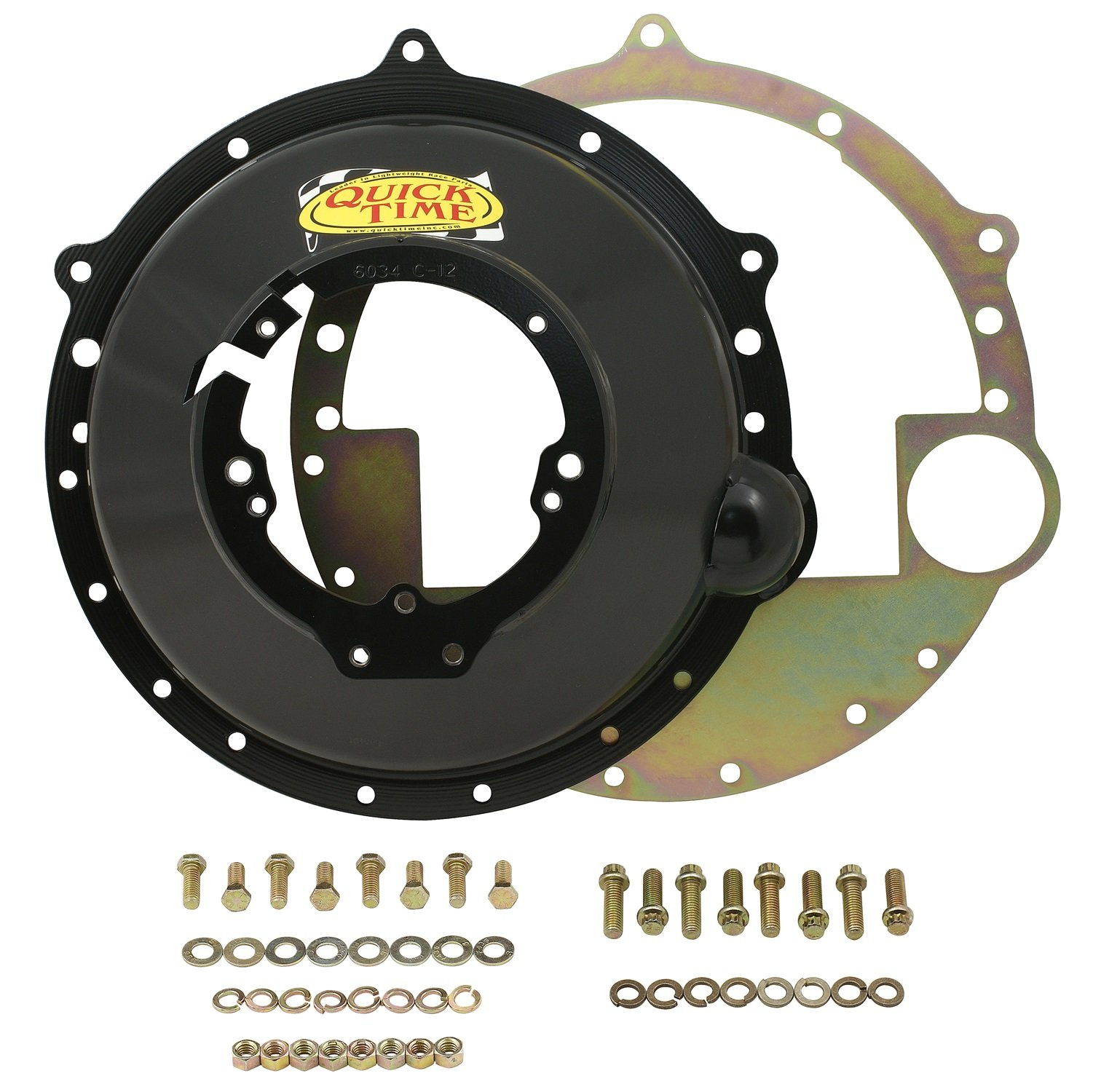 QuickTime (RM-6034) Chevrolet LS Engine to Corvette C-6 Manual Transmission Bellhousing