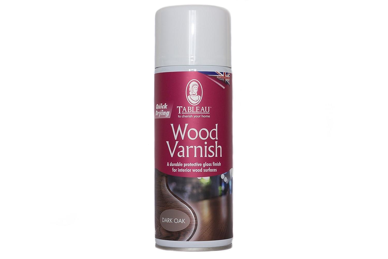 Tableau Wood Varnish Dark Oak Shade Spray TWVD