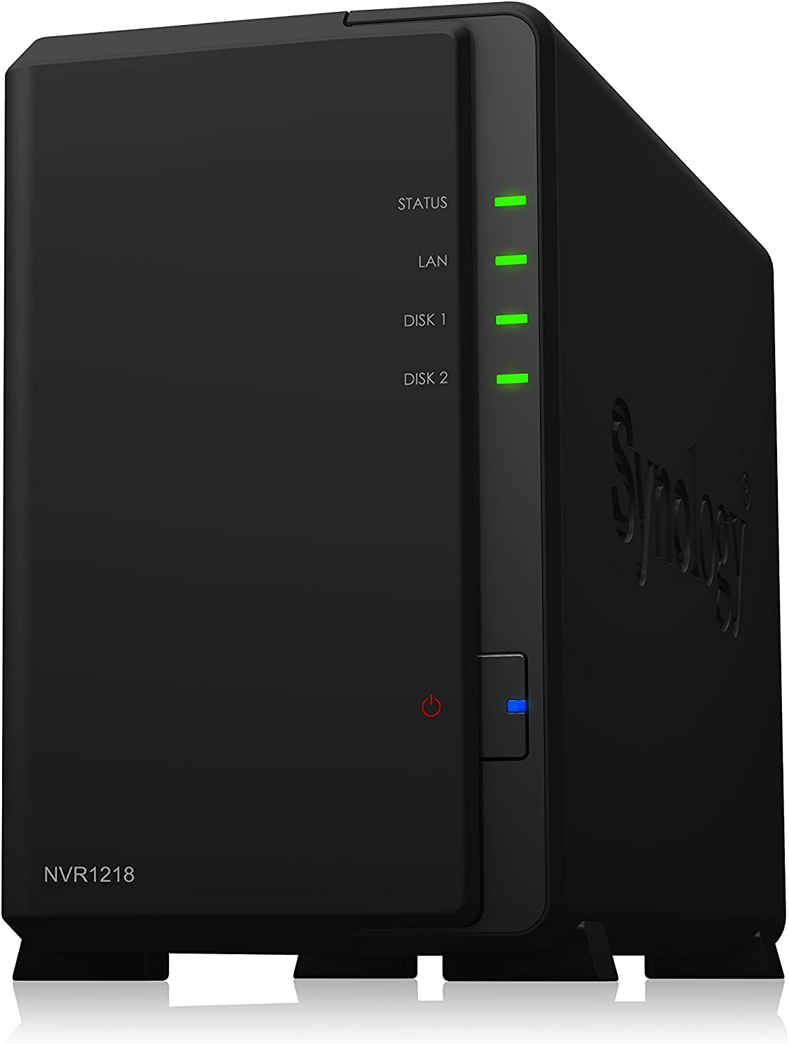 Synology NVR1218/4TB-RED 2 Bay NAS -