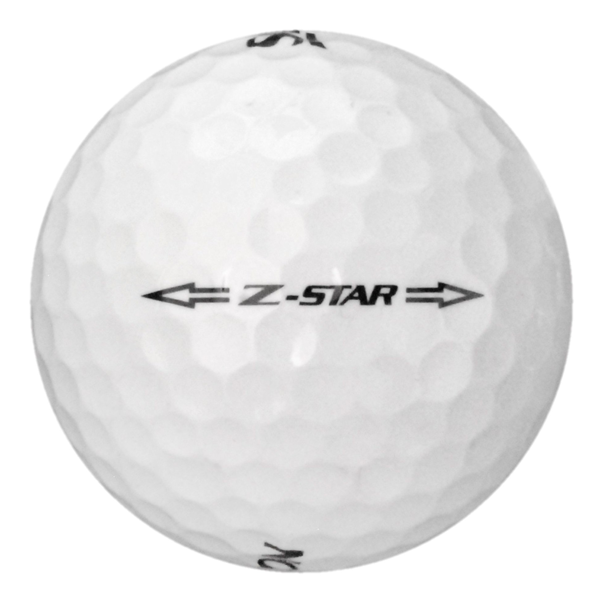 108 Srixon Z-Star - Value (AAA) Grade - Recycled (Used) Golf Balls by Srixon (Image #2)