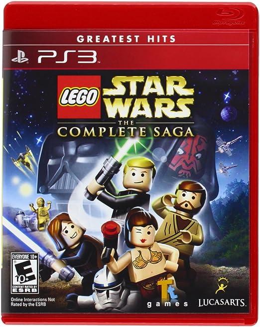Lego Star Wars - The Complete Saga (Importado): Amazon.es: Videojuegos