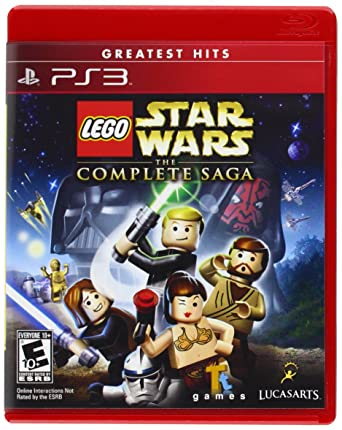 LEGO Star Wars: The Complete Saga - PlayStation 3: Playstation 3 ...