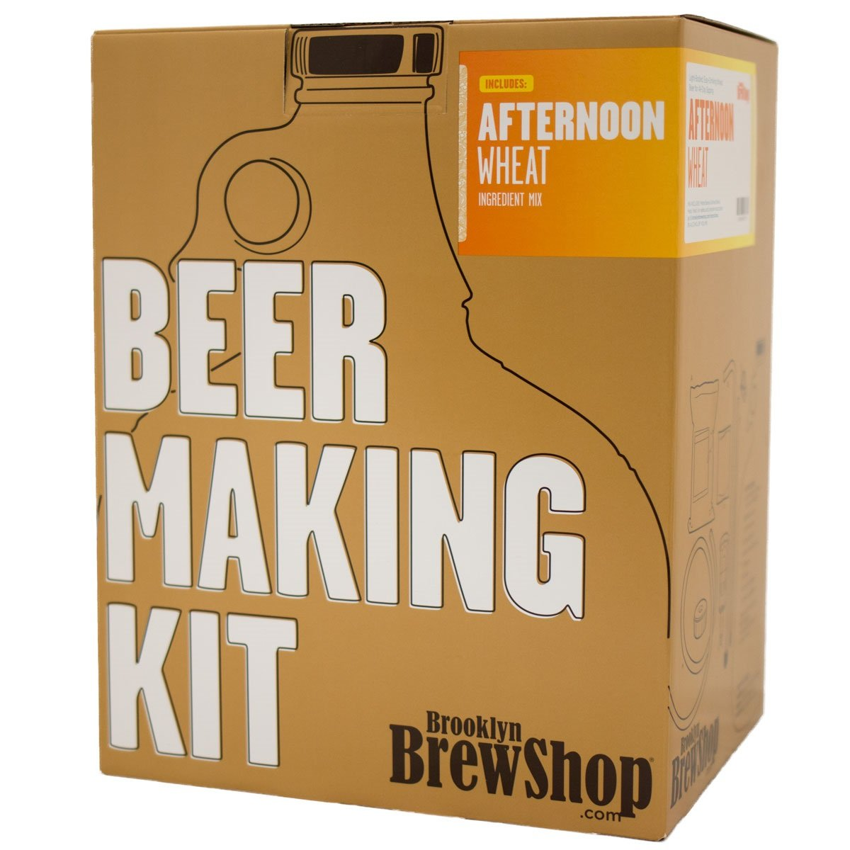 Brooklyn Brew Shop - Beer Making Kit Afternoon Wheat GKAFW