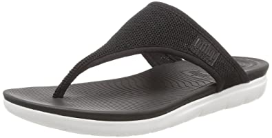 8423a4cce0169a FitFlop™ Womens Uberknit™ Toe-Thong Sandals