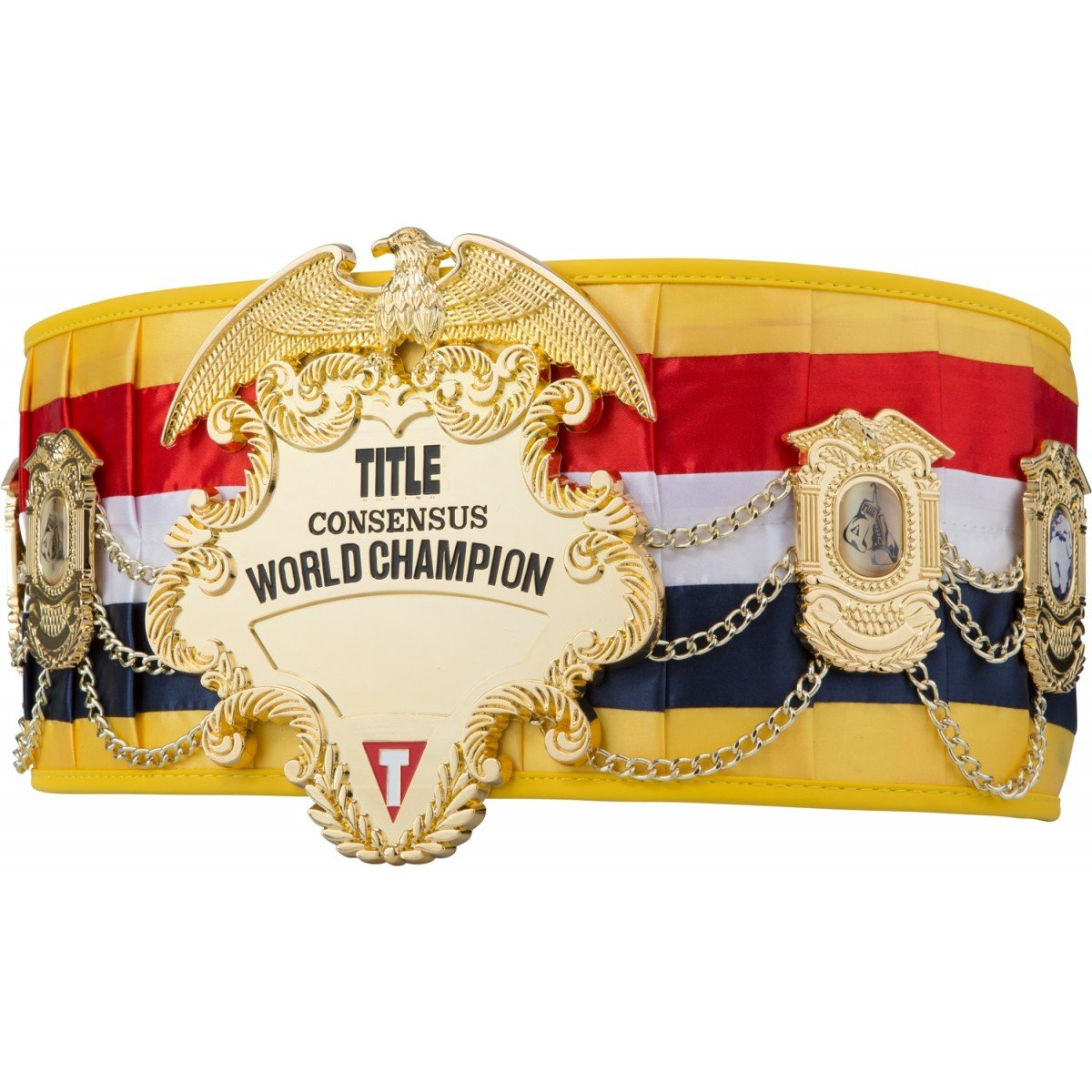 TITLE Legacy Consensus Champion Title Belt by Title Boxing