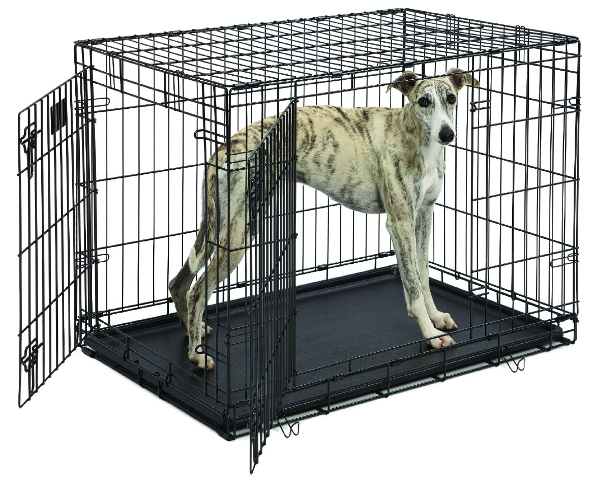 Open Top Dog Cage