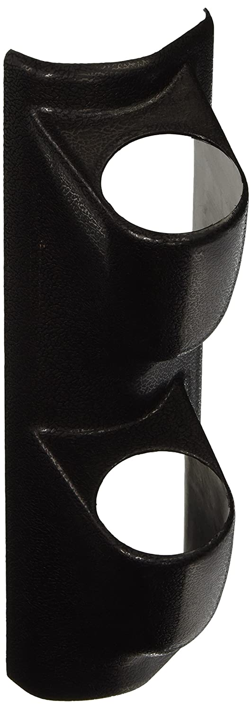 Aurora Instruments 202276 Black 2-Gauge Pillar Pod