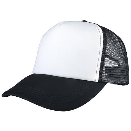 3057d8ef ... australia trucker hat baseball cap mesh caps blank plain hats white  black 3716c dfe1c