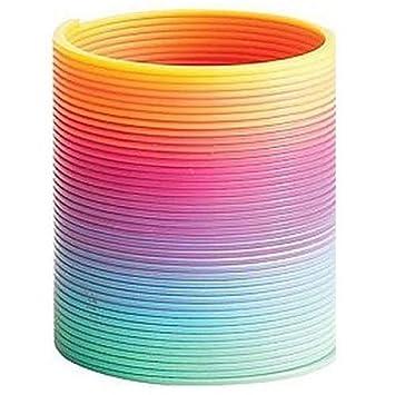 Amazon.com: JUMBO Rainbow Magic Spring: Toys & Games