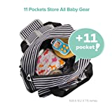 Diaper Bag Backpack for Baby Care, Multi Function