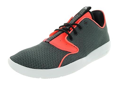 Jordan Nike Kids Eclipse GG Black Hot Lava Cool Grey White Training Shoe 36141e7aa