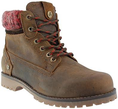 cfa30400e Wrangler Creek Lady Wool Ladies Boots Chocolate WL122580-150 (UK 7 ...