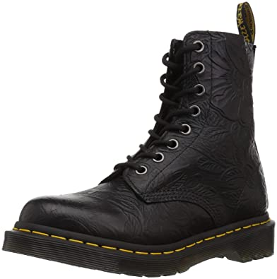 new photos good selling uk availability Dr. Martens Women's 1460 Pascal Emboss Mid Calf Boot
